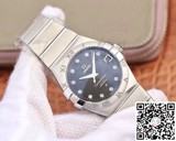 Đồng hồ cơ Omega Constellation Co-Axial 38MM 123.10.38.21.51.001