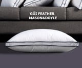 Gối Lông Ngỗng Feather Pillow Mason&Doyle