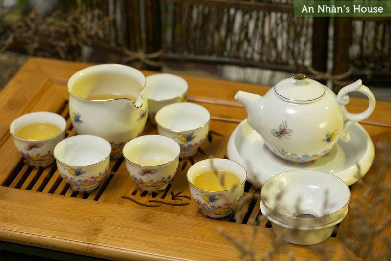 Bộ trà đạo chuồn chuồn