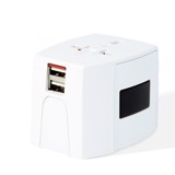 Ổ CẮM DU LỊCH ĐA NĂNG SKROSS WORLD ADAPTER MUV WITH USB