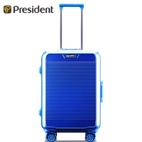 Vali du lịch presedent size 20 C89 xanh blue