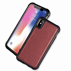 ỐP DA IPHONE XS MAX NUOKU