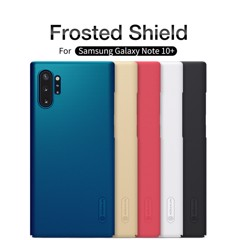 Ốp lưng Samsung Note 10 Plus Super Frosted Shield Nillkin
