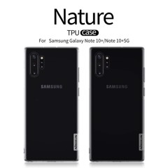 Ốp lưng samsung galaxy note 10 plus Nature Series TPU case Nillkin