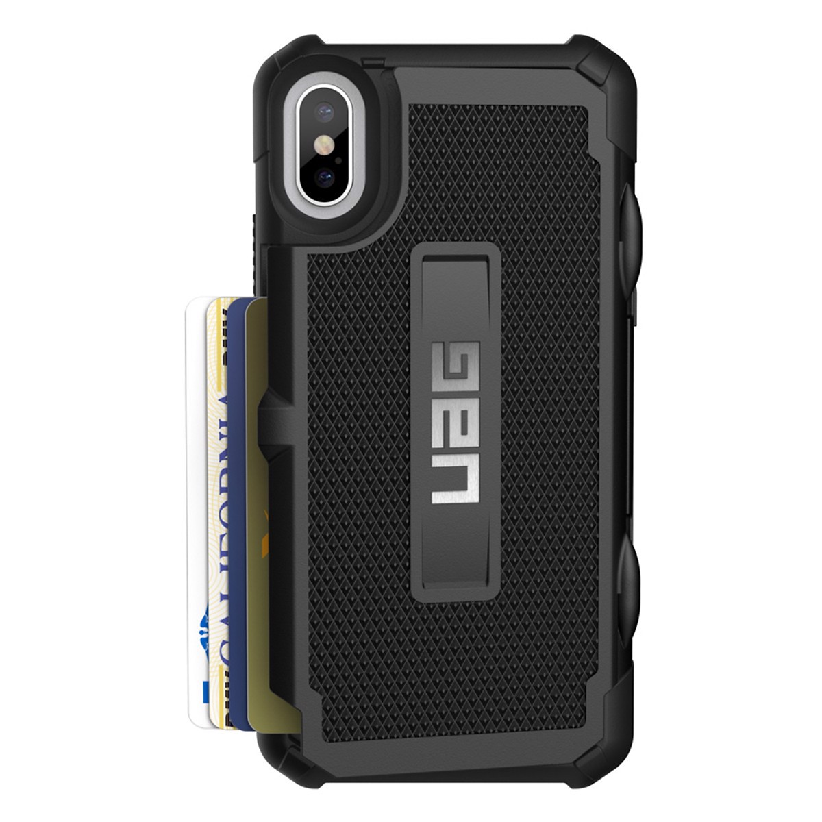 ỐP LƯNG IPHONE X UAG MONARCH 1 2.1
