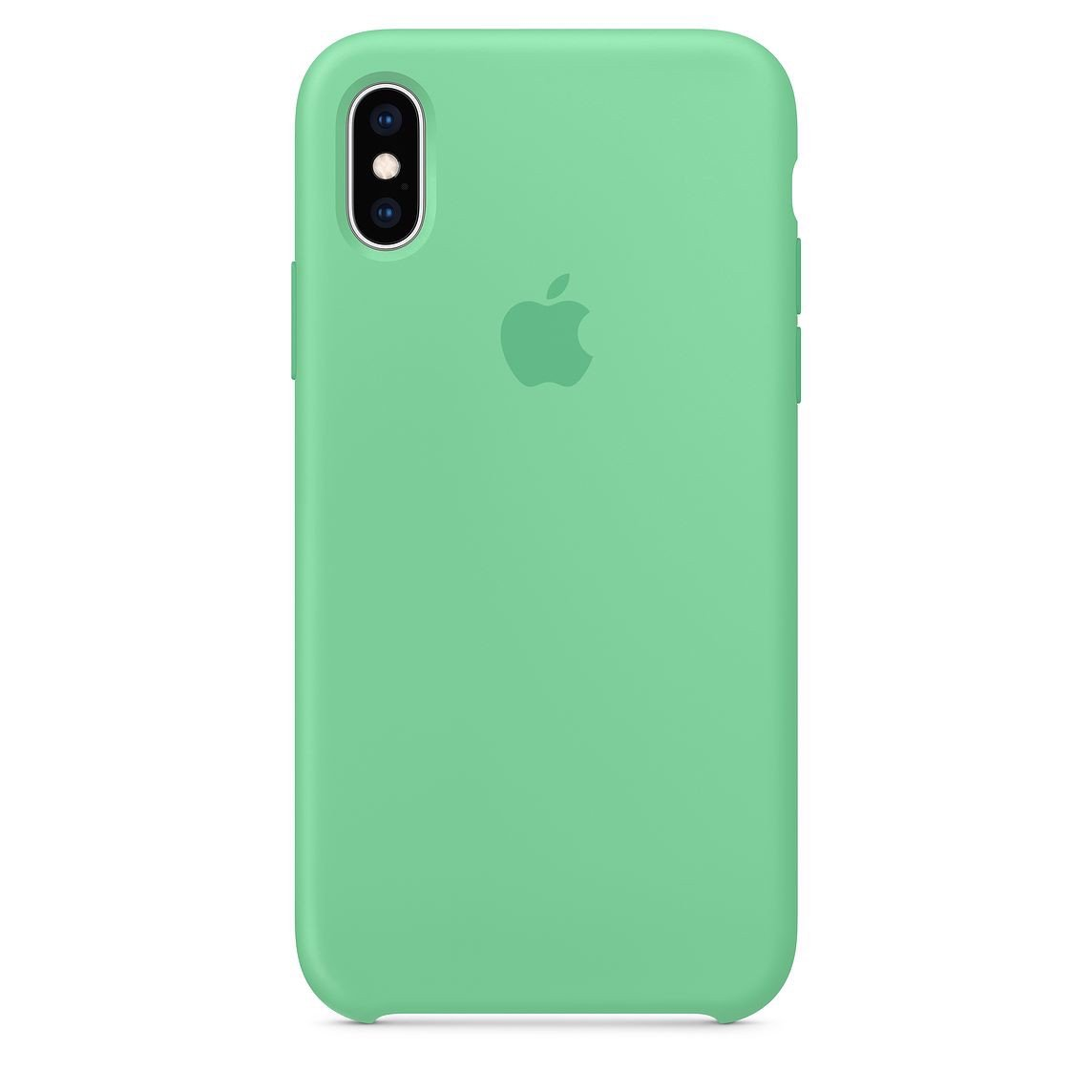 ỐP LƯNG IPHONE X SILICON