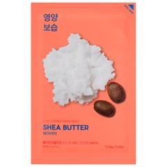 Mặt Nạ Giấy Holika Holika Pure Essence Mask Sheet no.1 Shea Butter - Chiết xuất Bơ hạt mỡ