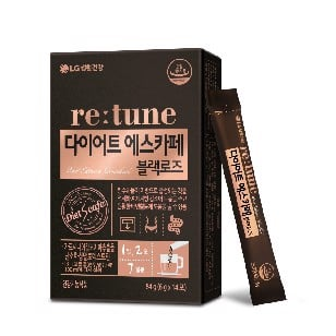 Cafe Giảm Cân Re:tune Diet S Cafe Black Rose