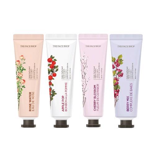 Kem Dưỡng Da Tay Hàng Ngày The Face Shop Daily Perfume Hand Cream