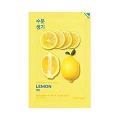 Mặt Nạ Giấy Holika Holika Pure Essence Mask Sheet no.6 Lemon