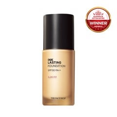 Kem Nền The Face Shop Ink Lasting Foundation SPF30 PA++