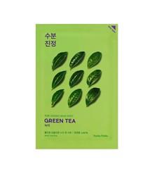 Mặt Nạ Giấy Holika Holika Pure Essence Mask Sheet no.5 Green Tea