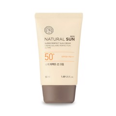 Kem Chống Nắng The Face Shop Natural Sun Eco Super Perfect Sun Cream SPF50+ PA+++