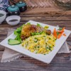 IMPERIAL FRIED CHICKEN RICE STEAM