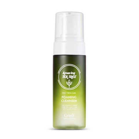 Grinif Tea trea Foaming Cleanser
