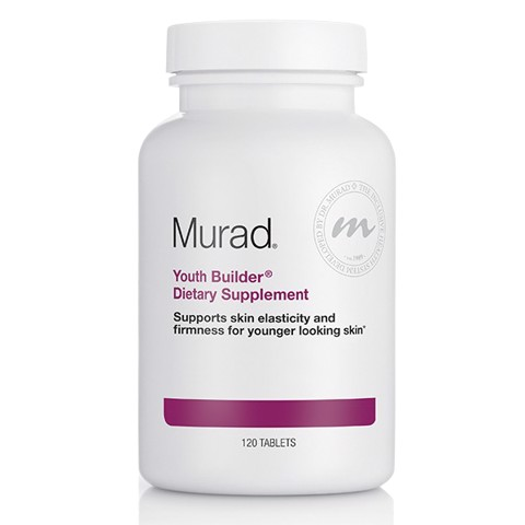 Viên uống trẻ hoá da Murad Youth Builder Dietary Supplement