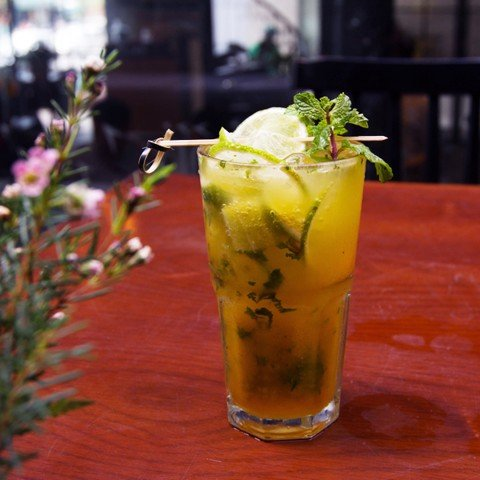 Passion Mojito Virgin
