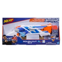 Nerf N-Strike Elite BattleCamo Series Rough Cut 2x4