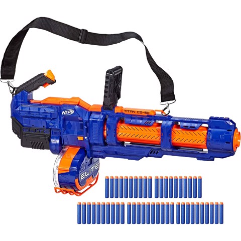 NERF N-Strike Elite Titan CS-50