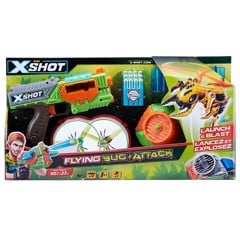 X-Shot Flying Bug Attack: