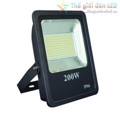 Đèn LED pha chip SMD IP66 200W PL-SMD-200W