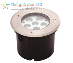 ĐÈN ÂM ĐẤT OLUX LED IN-GROUND S 7W