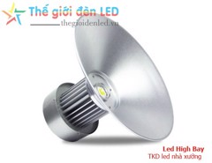 Đèn Led High Bay LED 30F/50F/80F