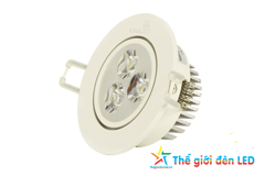 Đèn LED spot light DLR-3-T85 Kingled