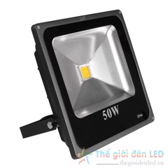 Đèn LED pha chip COB 50W IP66