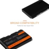 Pin Laptop Acer 5520 5520G 5920 5920G