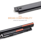 Pin Laptop Dell Inspiron 14 (3421) 14R (5421) 14R (5437) 15 (3521) 15R (5521) 17 (3721)