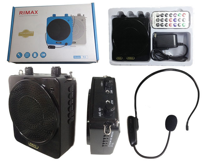 Máy Trợ Giảng Rimax T2