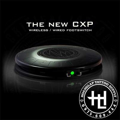 NEW CXP Wireless Foot Pedal