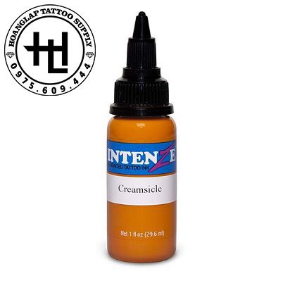 MỰC XĂM INTENZE CREAMSIDE ( 30ml )