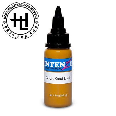MỰC XĂM INTENZE DESERT SAND DARK ( 30ml )
