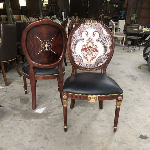 LOUIS 14 SIDE CHAIR ( THE KING'S SIDE CHAIR)