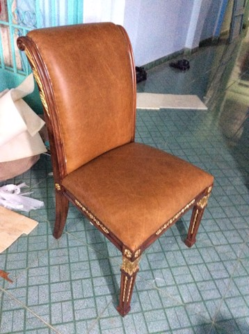 wing dinning side chair