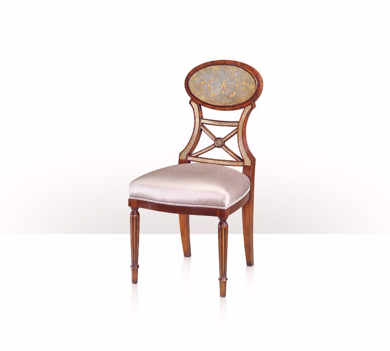 4000-579 Chair - ghế Eglomise Accent