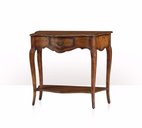 5305-169 Table - Bàn A hickory console table