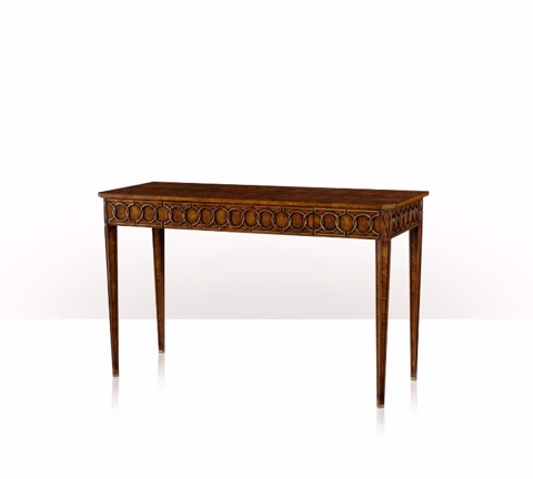 5305-177 Table - Bàn Circular Pattern Console