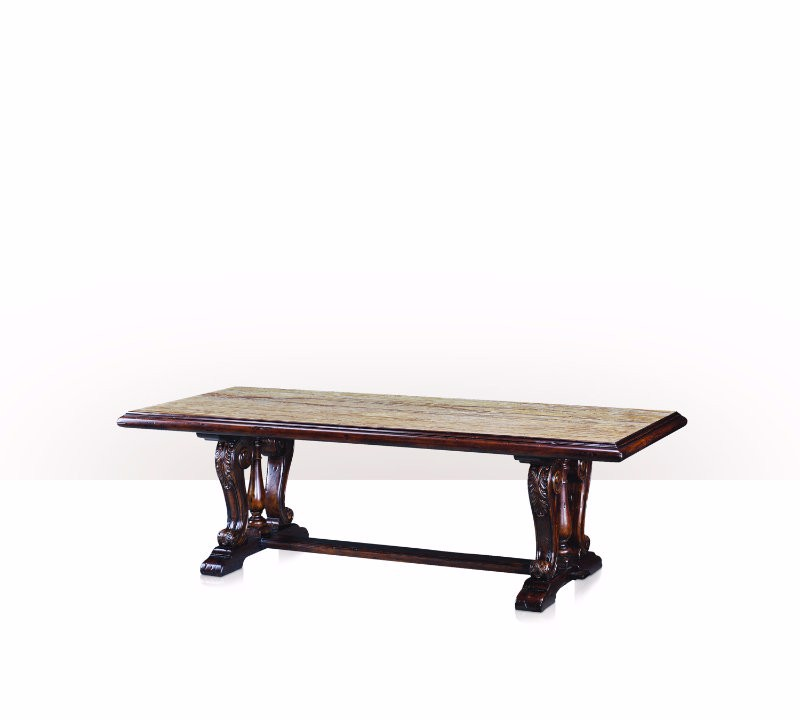 5400-157 Table - Bàn A Grand Italian Refectory Table