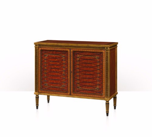 6102-002 Chest of Drawer - tủ hộc kéo