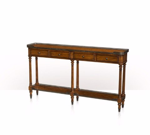 5300-041 Table - Bàn The Slim Oak Console Table