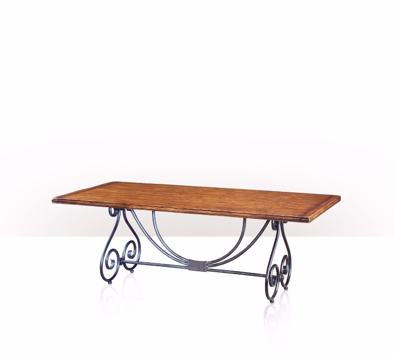 5400-021 Table - Bàn The Villa Refectory Table