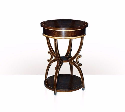 5005-587 Table - Bàn Empire Hourglass