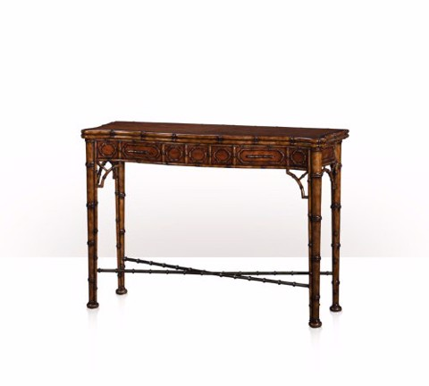 5300-138 Table - Bàn The Edwardian Bamboo Console