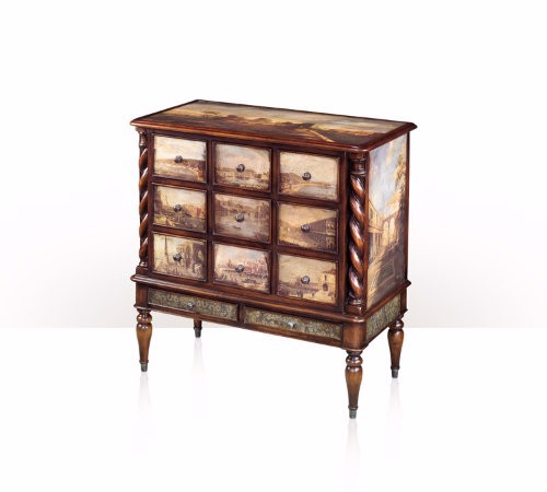6002-090 Chest of Drawer - tủ hộc kéo