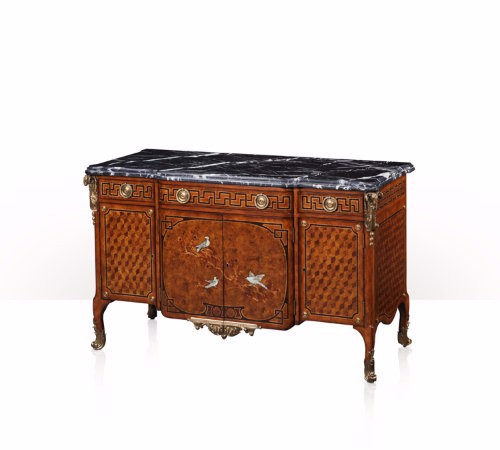 6105-329 Chest of Drawer - tủ hộc kéo