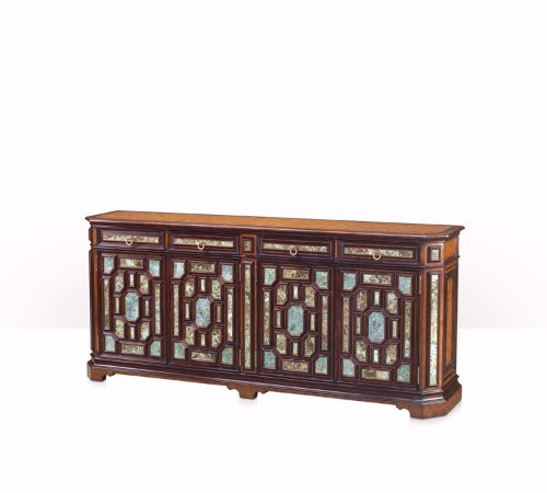 6100-155 Chest of Drawer - tủ hộc kéo