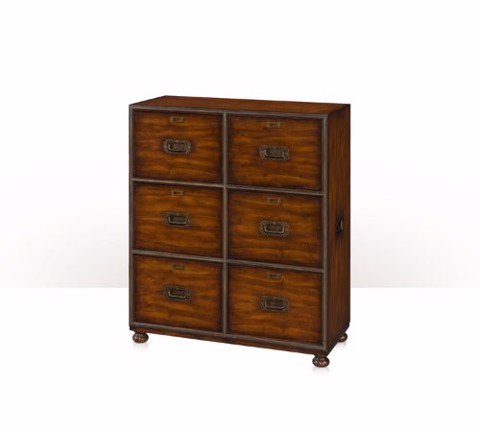 6000-167 Chest of Drawer - tủ hộc kéo